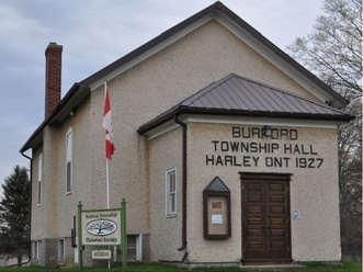 The Burford Township Historical Society